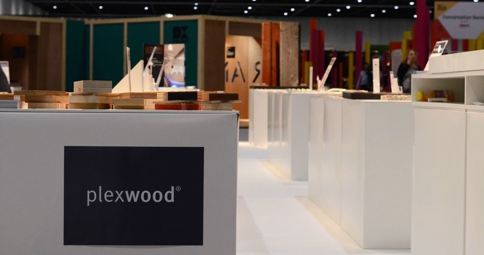 Plexwood® Event calendar for international showrooms, fairs and trade shows