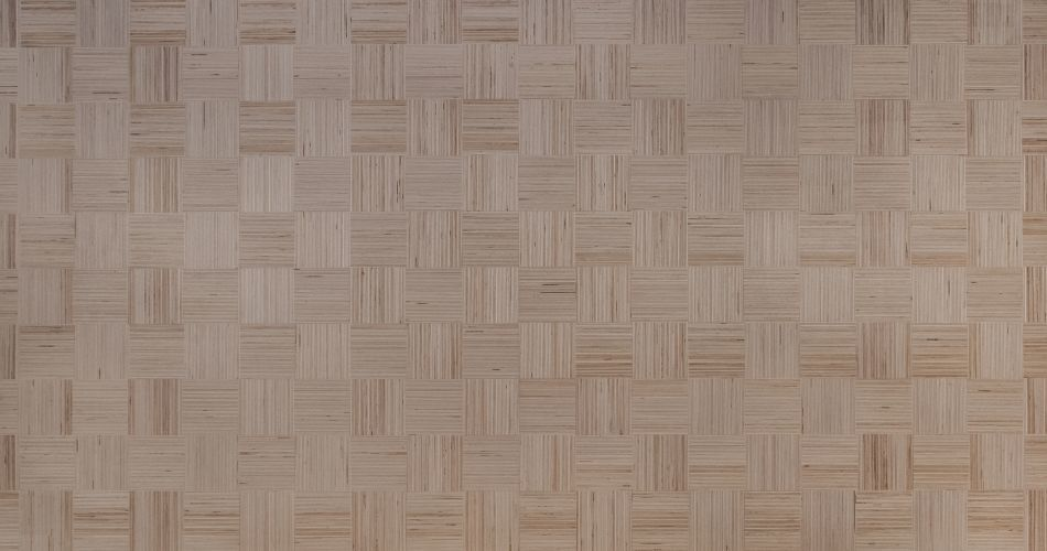 Geometry Patterns In Wood Veneer Products With Square