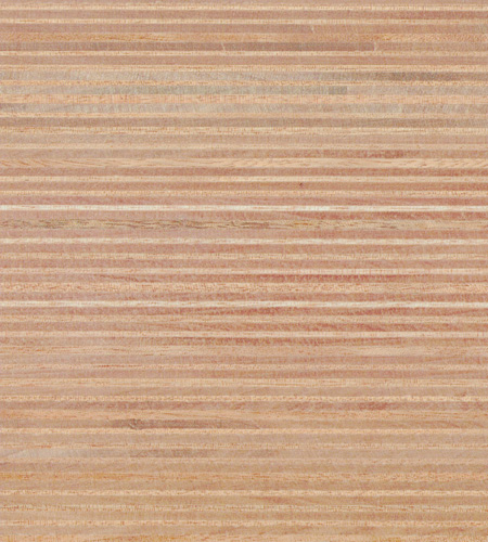 Plexwood® Ocoumé waterbased varnish finish, with the type of varnish you determine the final glossiness