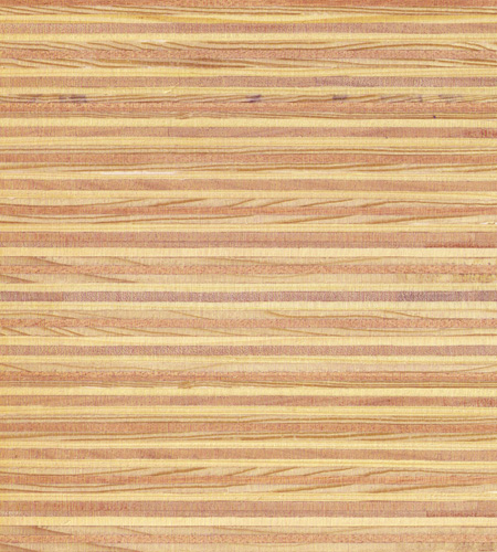 Plexwood® Pine/Ocoumé waterbased varnish finish, with the type of varnish you determine the final glossiness