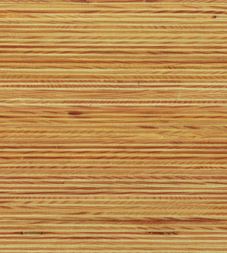Plexwood® Pine oil/wax finish, natural coloured green fineline surfacing veneer multiplex