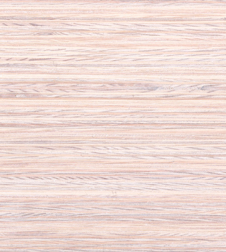 Plexwood® Pine white wash coloured chalk wax finish, for natural surface colourations