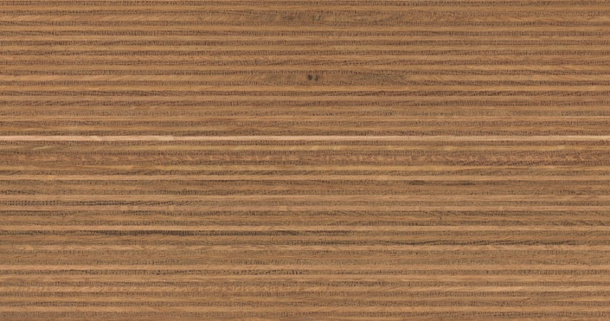 Plexwood® Oak oil/wax finish, multiple layered plywood composite veneer