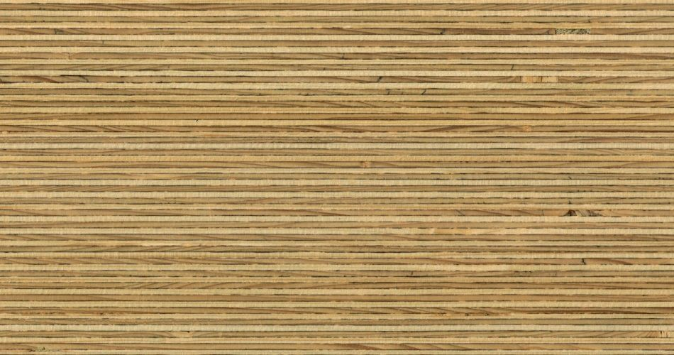 Plexwood® Deal oil/wax finish, multiple layered plywood composite veneer